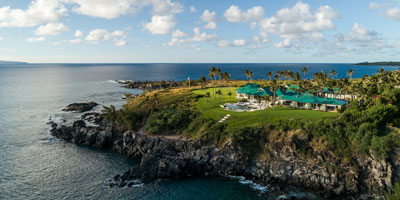 Kapalua Oceanfront Luxury Estate for Sale