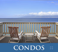 Maui Luxury Oceanfront Beachfront and Golf Course Condos