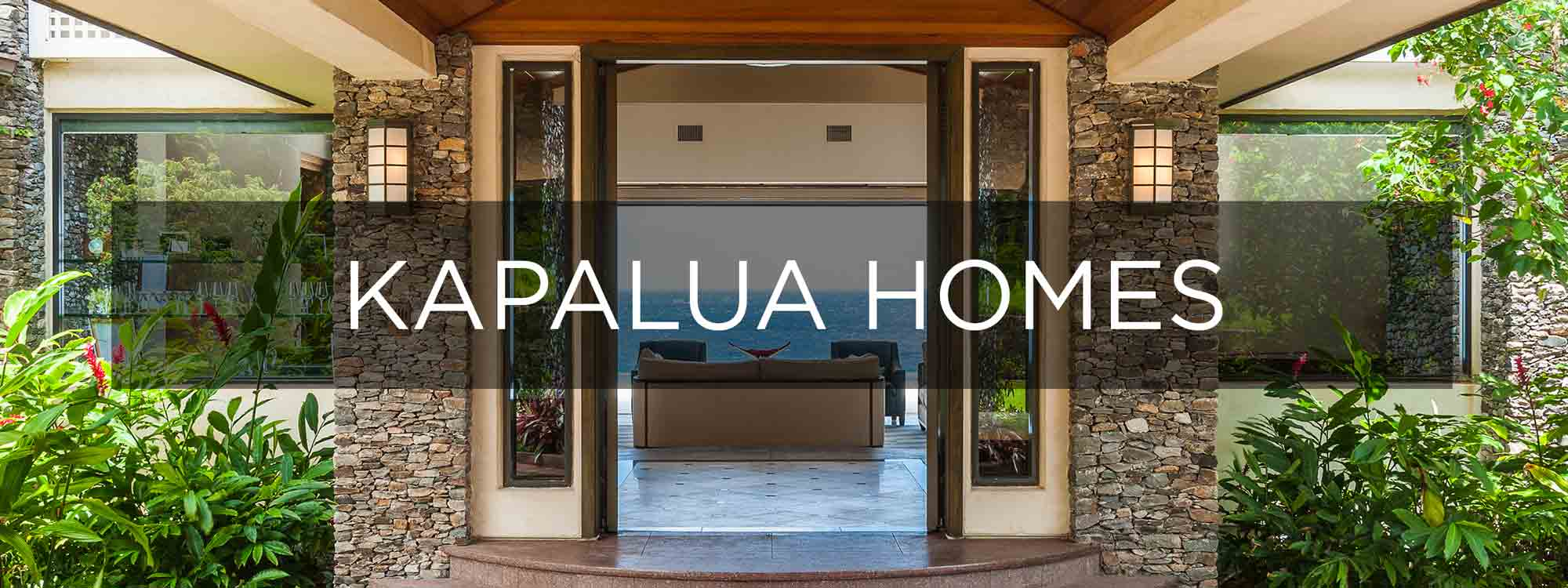 Maui, Luxury Homes and Estates for Sale in Kapalua